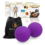 5BILLION Peanut Massage Ball - Double Lacrosse