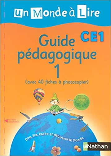 Il livre des téléchargements Un Monde à Lire CE1 by Alain Bentolila 209121745X PDF DJVU FB2