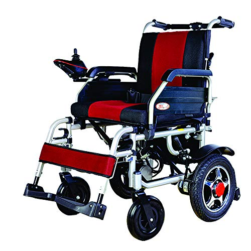 Vissco Zip Lite Power Wheelchair with Single Battery 10Km per charge-Designed for those physically challenged to become…