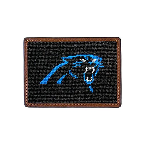 - Carolina Panthers Needlepoint Credit Card Wallet by Smathers & Branson