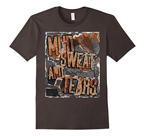 Funny-Offroad-Mudder-TShirt-Mud-Sweat-Tears-Tee