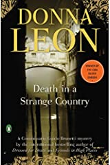 Death in a Strange Country: A Commissario Guido Brunetti Mystery (Commissario Brunetti Book 2) Kindle Edition