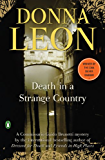 Death in a Strange Country: A Commissario Guido Brunetti Mystery (Commissario Brunetti Book 2)