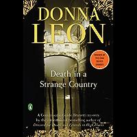 Death in a Strange Country: A Commissario Guido Brunetti Mystery (Commissario Brunetti Book 2)