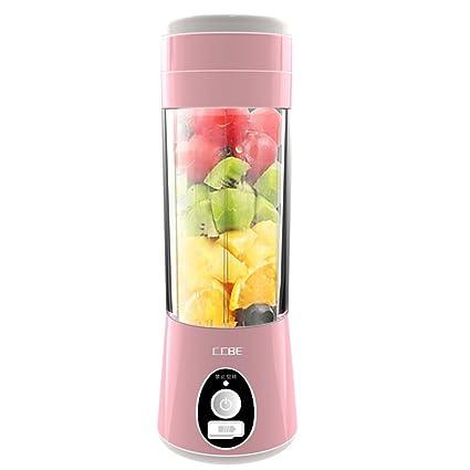 Batido de Fruta Fruta eléctrica, Licuadora Personal, Batidora, (25,000 RPM),