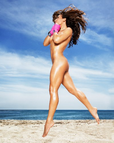 Miesha Tate Poster Photo Limited Print Ufc Fighter Sexy Naked Nude Celebrity Athlete #2