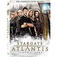 Stargate Atlantis: Season 5 [Importado]