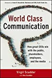 World Class Communication, Tim Scudder and Virgil Scudder, 1118230051