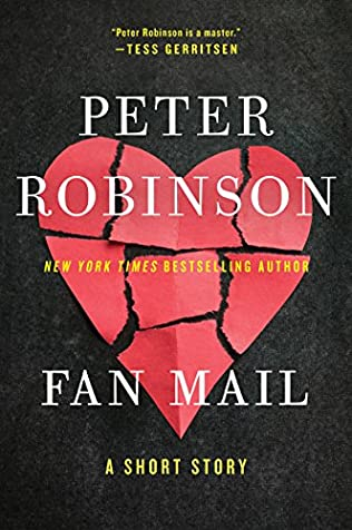 book cover of Fan Mail