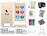 Apple iPod Nano 16GB 8th Generation with Accessories - Gold