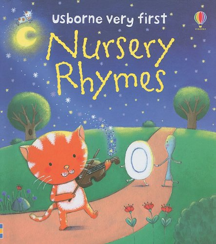 Very First Nursery Rhymes (Very First Words)