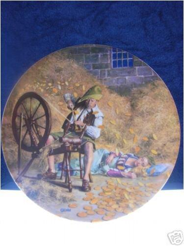 Rumpelstilzchen, Charles Gehm Bradford Exchange Collector Plate