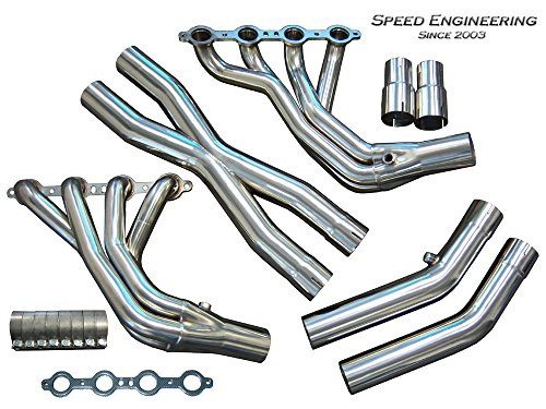 Longtube Headers 1997-04 (1 7/8