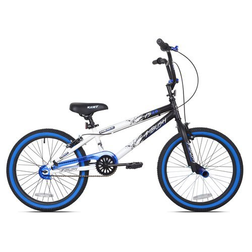 KENT 2034 Ambush Boys39; BMX Bike, Blue