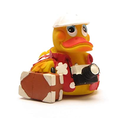 Lanco Holiday Rubber Duck: Toys & Games