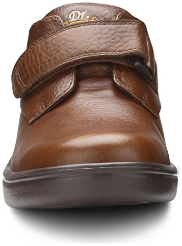 Dr. Comfort Maggy Women's Therapeutic Diabetic Extra Depth Shoe: Chestnut 8 X-Wide (E-2E) Velcro by Dr. Comfort (Image #6)