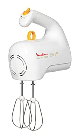 Moulinex Easy Max Power - Batidora (Batidora de mano, Blanco ...