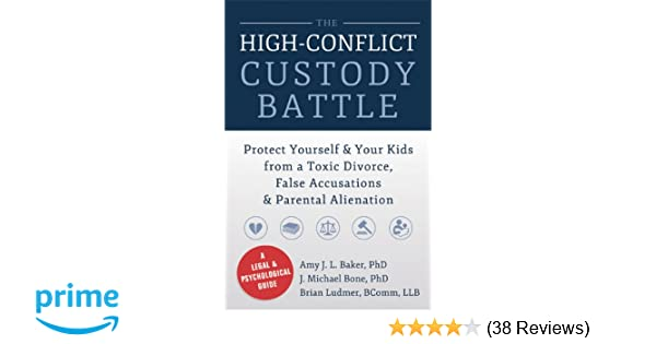 The High-Conflict Custody Battle: Protect Yourself and Your Kids