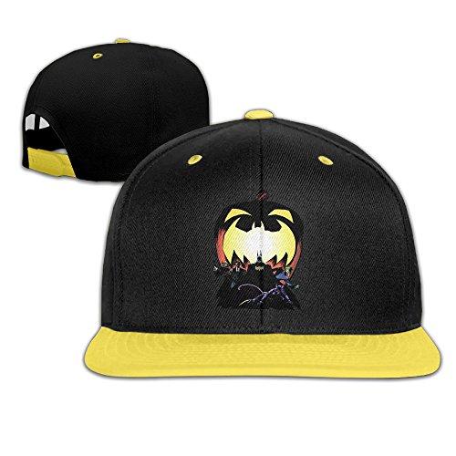 Hip Pop Bat Halloween With You 2016 Kid Snapback Kid's Snapback Hats