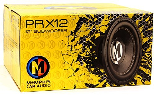 15 PRX12S4 Memphis 12 250W RMS Single 4 Ohm Power Reference