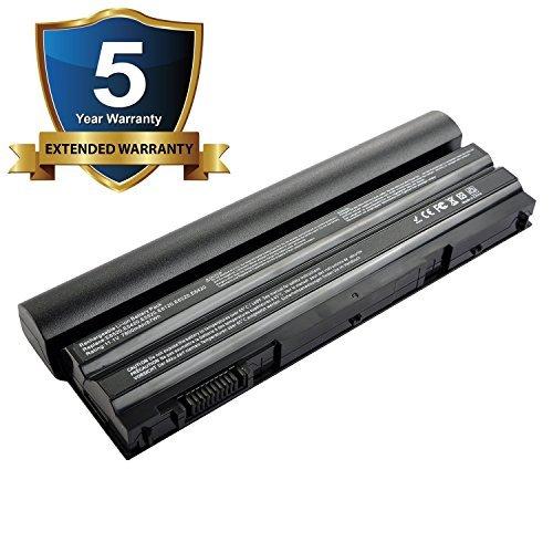 - E5420 E6420 Laptop Battery for Dell E5520 E5430 E5530 E6430 E6520 E6530 Compatible P/N: M5Y0X T54FJ 2P2MJ 312-1325 312-1165 PRV1Y-12 Months Warranty