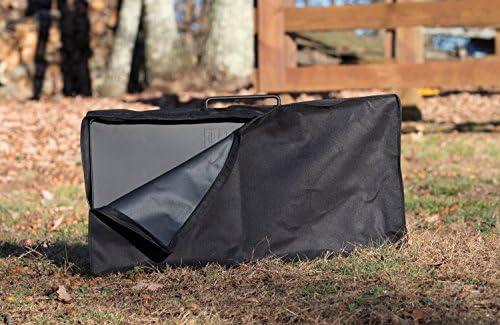 Super Lodge Camp Dutch Oven Cooking Table Tote Bag Amazon Com Best Image Libraries Weasiibadanjobscom