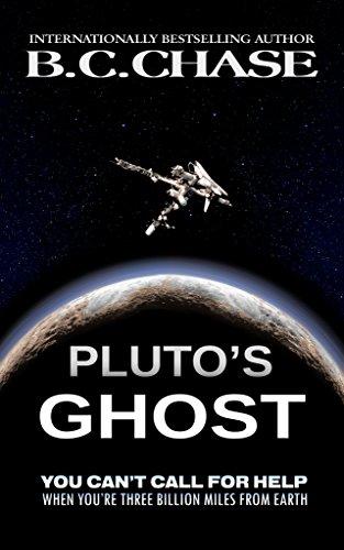Pluto's Ghost: A Suspense Novel cover