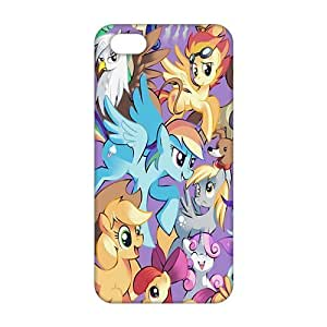 Fortune Disney lovely cartoon characters 3D Phone Case For Iphone 5/5S Cover