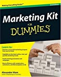 img - for Marketing Kit for Dummies by Hiam, Alexander 3rd edition (2009) Paperback book / textbook / text book