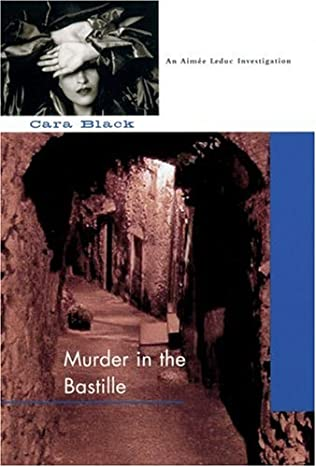 book cover of Murder in the Bastille
