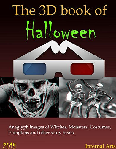 [The 3D Book of Halloween 2015. Anaglyph images of monsters, costumes, pumpkins and other scary] (Trick Or Treat Costumes Images)