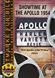 Showtime at the Apollo 1954 DVD