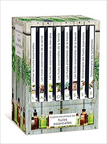 Amazon Fr La Petite Bibliotheque Des Huiles Essentielles