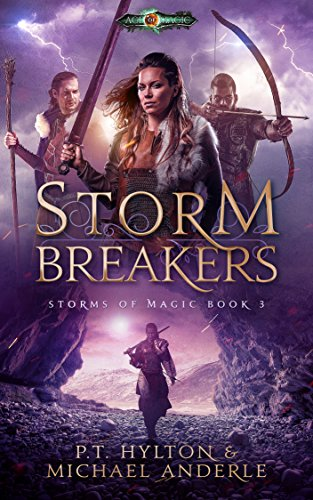 Storm Breakers: Age Of Magic - A Kurtherian Gambit Series (Storms Of Magic Book 3) cover