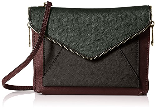 Minkoff Rebecca Dark Crossbody Marlowe Port Multi Black Mini Forest d1w1gr