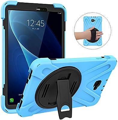 Moko Samsung Galaxy Tab A 10 1 Case, [Heavy Duty] [Shockproof] Full