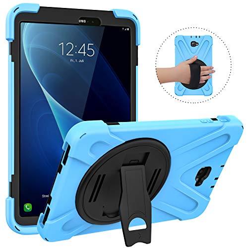 MoKo Samsung Galaxy Tab A 10.1 Case,   Full-Body Hybrid Rugg