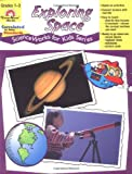 Exploring Space, Grades 1-3, Evan-Moor, 1557996822