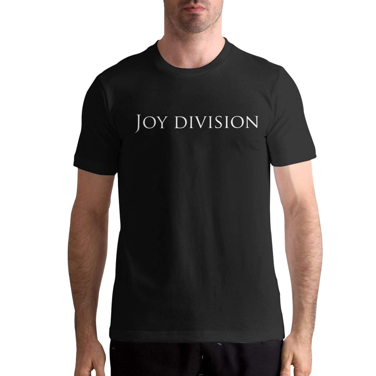 Melissa J Hagen Joy Division S Fashion Short Sleeve Shirts