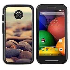 YiPhone /// Prima de resorte delgada de la cubierta del caso de Shell Armor - Sunset Beautiful Nature 107 - Motorola Moto E