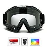fall over target - Feier Yusi Ski Snowboard Motorcycle Goggles for Men Women Youth,Outdoor Tactical Glasses with Colorful-Lens UV 400 Protection Anti Fog & Dust, Fit for Skiing Motorcycling - with Box & Mask