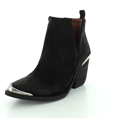 159334a541c5 Jeffrey Campbell Women s Cromwell Suede Booties