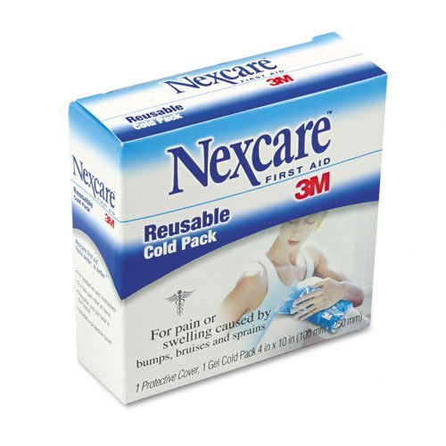 3M Nexcare Nexcare Reusable Cold Pack, 4 x10, One per Box