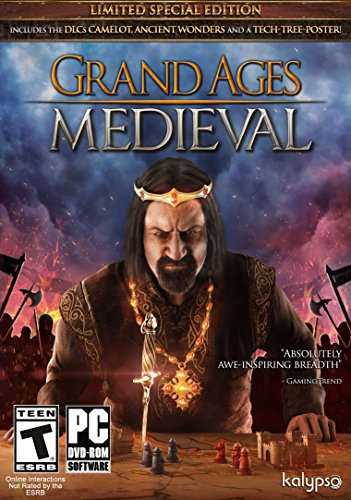 Grand Ages: Medieval - Windows (Medieval Strategy Games Pc)