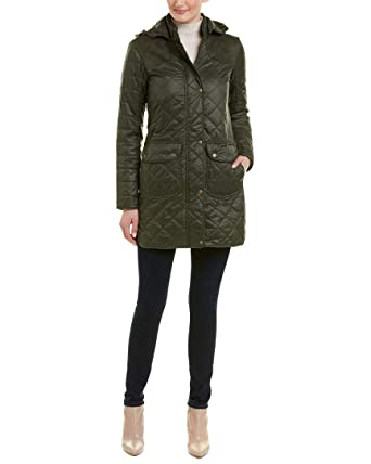 Amazon.com: Barbour Greenfinch - Chaqueta acolchada para ...