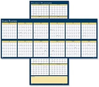 product image for HOD3974 - Reversible Yearly Wall Planner