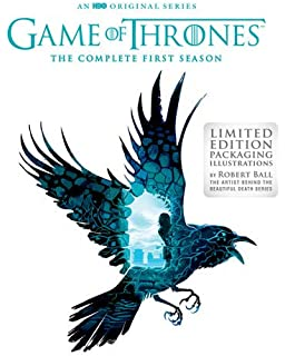 Amazon com: Game of Thrones: The Complete Seasons 1-7 (DVD): Various
