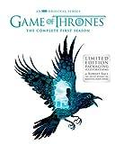 Game of Thrones: Season 1 (Robert Ball Exclusive Art/DVD)