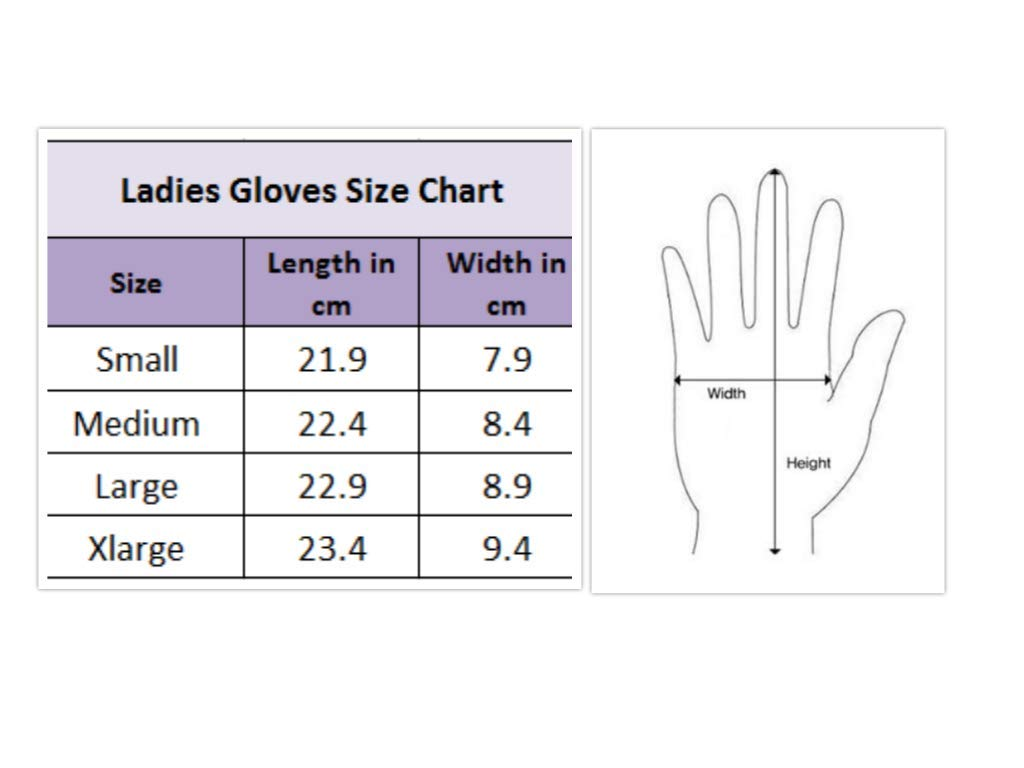 Core Plus Womens Outdoor Durable Leather Sports Baseball Batting Gloves