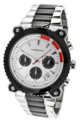 Steelmaster Men's Watch(Model: CAP11032026.B) for sale  Delivered anywhere in USA